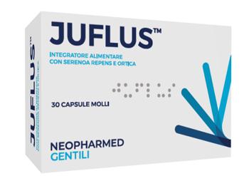 JUFLUS 30 CAPSULE MOLLI