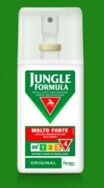 JUNGLE FORMULA MOLTO FORTE SPRAY BIOCIDA 75ML