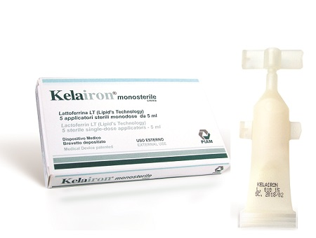 KELAIRON MONOSTERILE 5 APPLICATORI STERILI DA 5ML