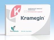 KRAMEGIN COMPRESSE VAGINALI 10 COMPRESSE