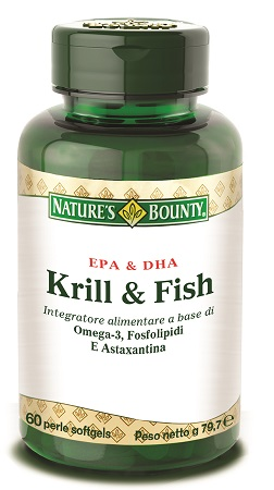 KRILL & FISH 60 PERLE