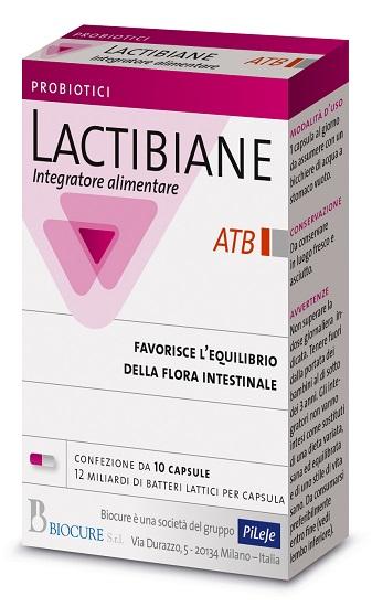 LACTIBIANE ATB 10 CAPSULE