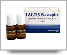 LACTIS B COMPLEX 8FLACONCINI 10ML