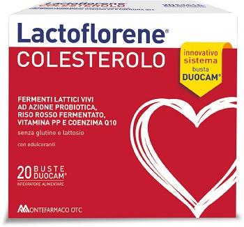 LACTOFLORENE COLESTEROLO 20 BUSTE