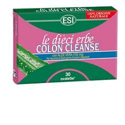 LE DIECI ERBE COLON CLEANSE 30