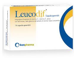 LEUCODIF 14 CAPSULE