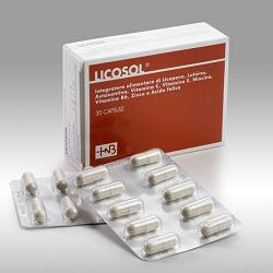 LICOSOL 30CPS