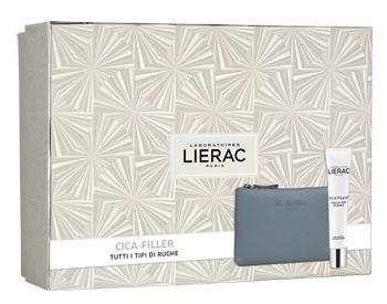 LIERAC Cica-Filler Crema + Cofanetto + Pochette