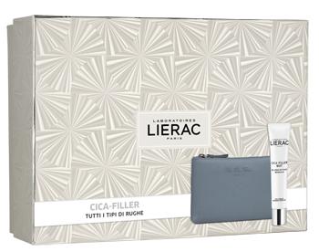 LIERAC Cica-Filler Gel-Crema + Cofanetto + Pochette