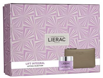 LIERAC Lift Integral Crema Giorno + Cofanetto + Pochette