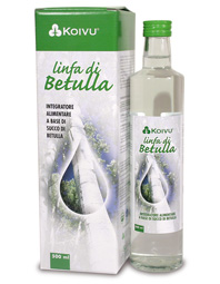 LINFA DI BETULLA BIOLOGICA 500 ML