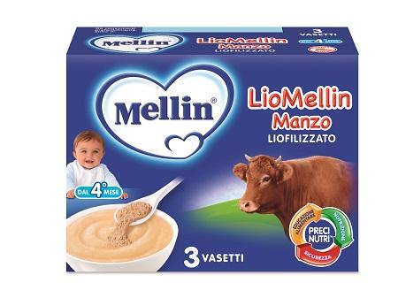 LIOMELLIN MANZO 3X10 grammi