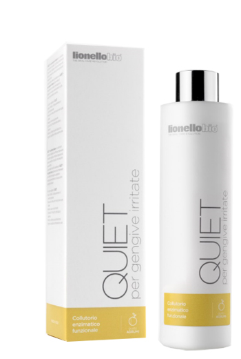 LIONELLOBIO QUIET COLLUTORIO 250 ML
