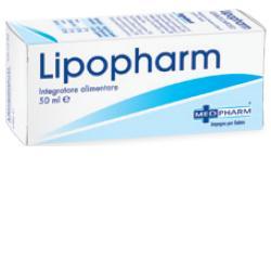LIPOPHARM GOCCE 50ML