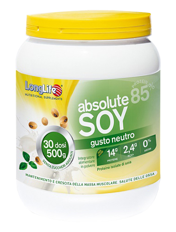 LONGLIFE ABSOLUTE SOY 500G