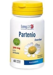 LONGLIFE PARTENIO 60 capsule vegetali