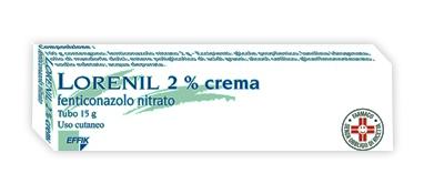 LORENIL CREMA 15 GRAMMI 2%