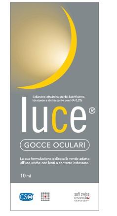 LUCE HA 0,2% GOCCE OCULARI 10ML