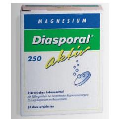 MAGNESIUM DIASPORAL 20 COMPRESSE EFFERVESCENTI