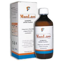 MANLASS SCIROPPO 250ML