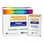 MASSIGEN MAGNESIO POTASSIO FORTE 24 BUSTE