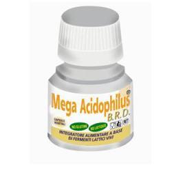 MEGA ACIDOPHILUS 40CPS MIRABIL