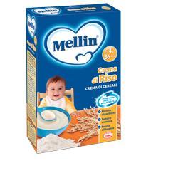 MELLIN CREMA RISO 250G NF