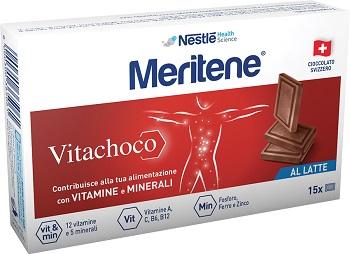 MERITENE VITACHOCO LATTE 15 CIOCCOLATINI