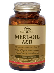 MERL OIL A&D 100 PERLE