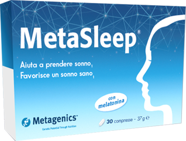 METASLEEP ITA 1MG 30 COMPRESSE