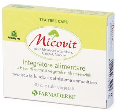 MICOVIT 30 CAPSULE