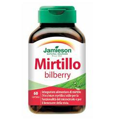 MIRTILLO BILBERRY JAMIESON 60C