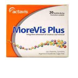 MOREVIS PLUS 20BUSTE