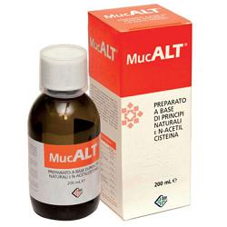 MUCALT SCIROPPO BALSAMICO 200 ML