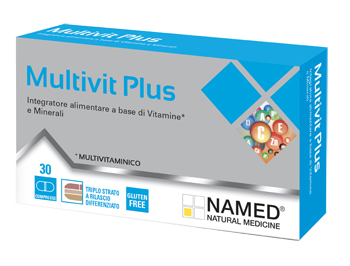 MULTIVIT PLUS 30 COMPRESSE