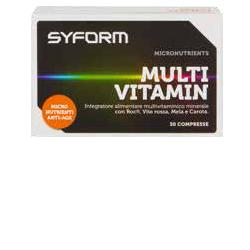 MULTIVITAMIN 30CPR