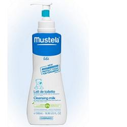 MUSTELA LATTE TOILETTE 500ML
