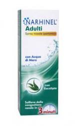 NARHINEL ADULTI SPRAY EUCALIPTO 20ML