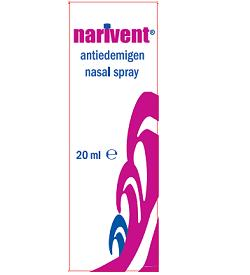 NARIVENT SPRAY ANTIEDEMIGENO