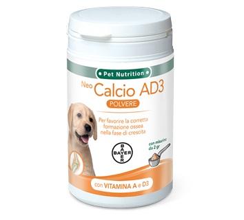 NEO CALCIO AD3 SOLUBILE per animali