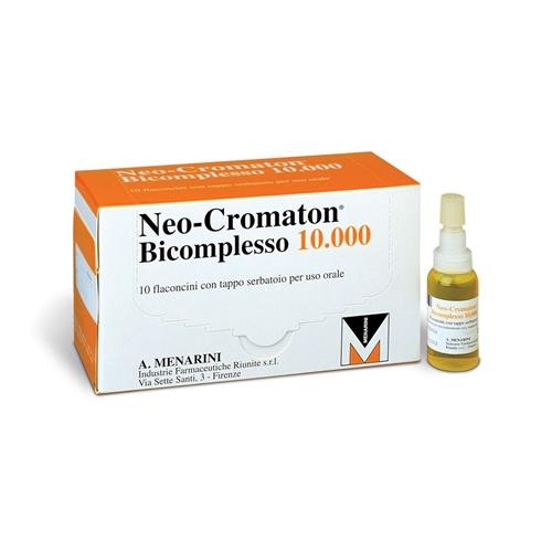 NEOCROMATON BICOMPLESSO 10 FLACONCINI