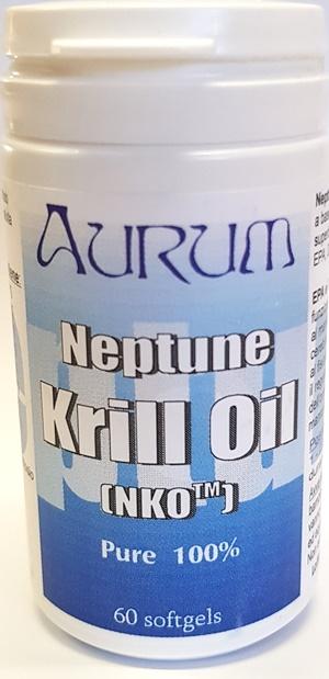 NEPTUNE KRILL OIL 60 CAPSULE
