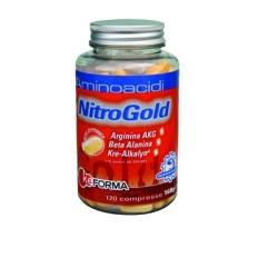 NITROGOLD 120 COMPRESSE