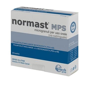 NORMAST MPS MICROGRANULI SUB 20BUST