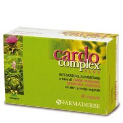 NUTRA CARDO COMPLEX PLUS 40 CAPSULE