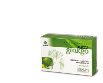 NUTRA GINKGO BILOBA 60CPS