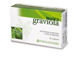 NUTRA GRAVIOLA 30CPS