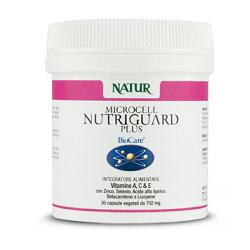 NUTRIGUARD PLUS 30CPS VEG702MG