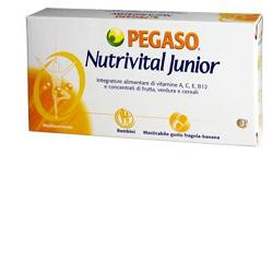 NUTRIVITAL JUNIOR 30 COMPRESSE