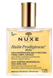NUXE HUILE PRODIGIEUSE olio ricco 100 ML